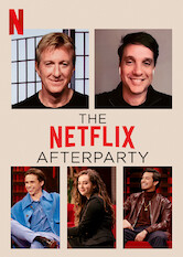 Search netflix The Netflix Afterparty